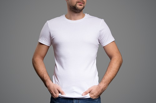 Tee-shirt homme made in France
